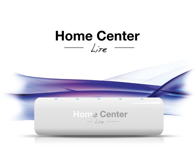 Box domotique Fibaro Home Center Lite